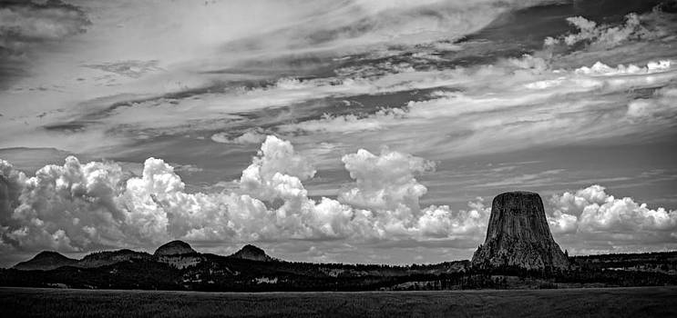 Ray Van Gundy - Big Sky Over Devils Tower
