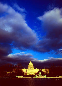 Joe  Connors - Big Sky over the Capitol