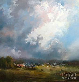 Big Sky by Patti Trostle