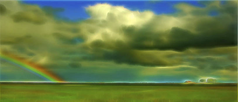 Big Sky by William Horden
