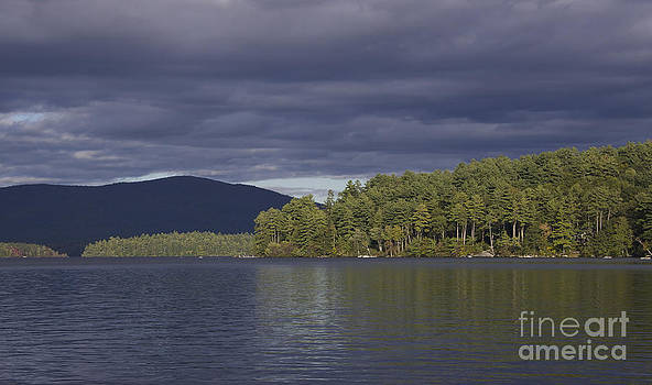 Michael Mooney - Big Squam- Early Autumn