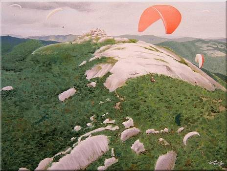 Big Stone - Atibaia by Wagner Chaves