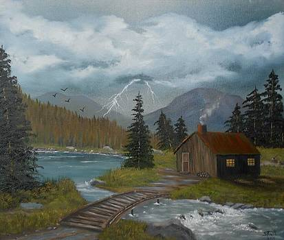 Big Storms a Comin' by Sheri Keith
