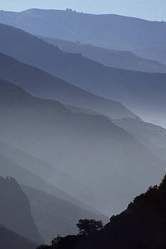 Big Sur From The North by Austin Brown
