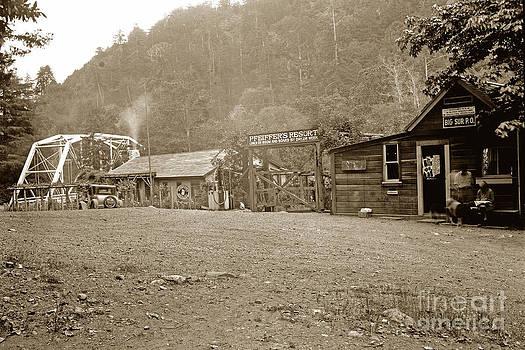 California Views Mr Pat Hathaway Archives - Big Sur Post Office Pfeiffer Resort May 7 1935