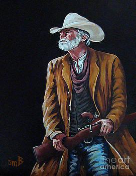 Big Swede The Gunslinger by Susan Bergstrom