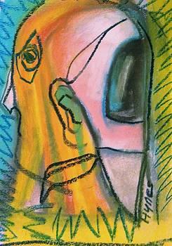 Big toe by Michelle Hynes