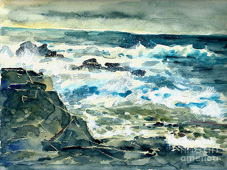 Big Wave by Toshiko Tanimoto