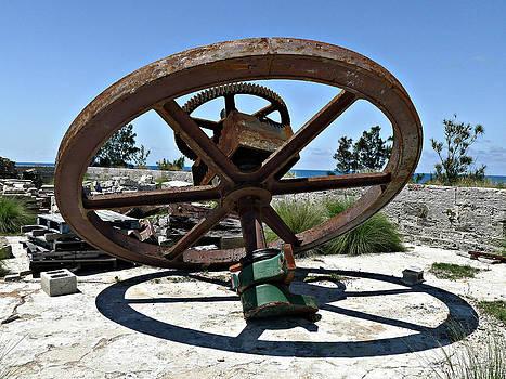 Richard Reeve - Big Wheel