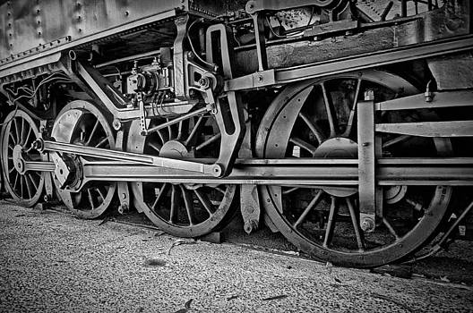 Tony Crehan - Big Wheels of Steam