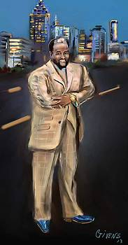 Big Willie Style 2 by Mark Givens