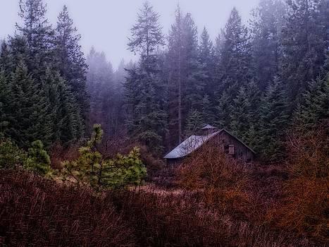 Bigelow Barn by Dan Quam
