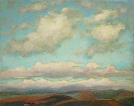 Bigelow Vista I by Mary Brooking