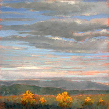 Bigelow Vista II by Mary Brooking