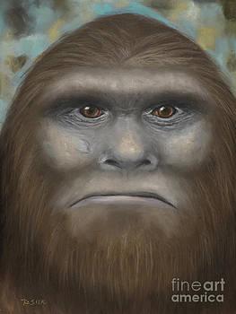 Rebekah Sisk - Bigfoot