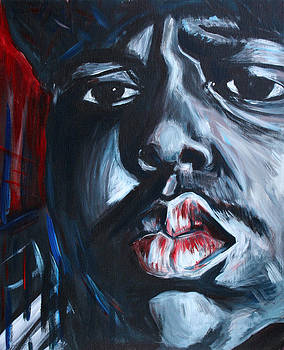 Biggie by Kate Fortin