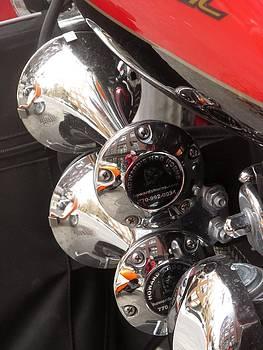 Alfred Ng - bike details