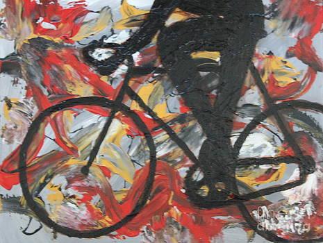 Bike Rider by Lee Ann Newsom