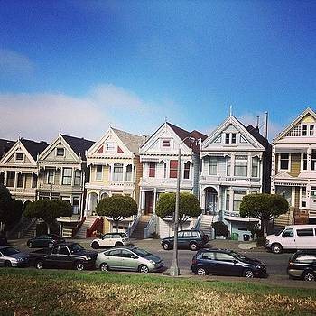 Biked To The Painted Ladies!! by Maureen Bates