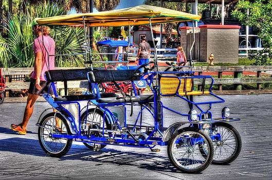 Biking Fun by Vanessa Parent