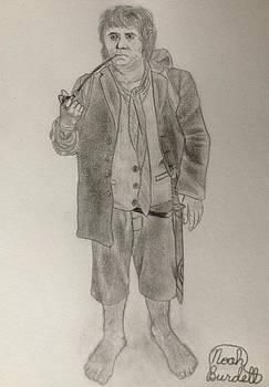 Bilbo Baggins by Noah Burdett