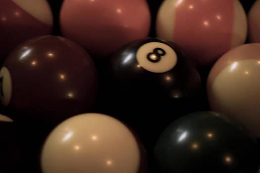 Billiard by Lauren Goia
