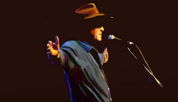 Billie Joe Shaver by G Cannon