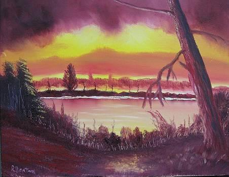 Bill's Red River by Robert Benton