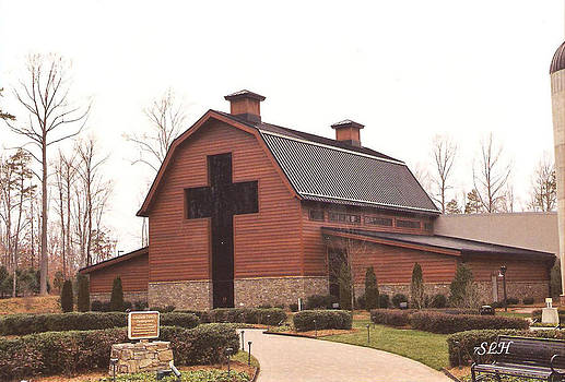 Billy Graham Library by Lee Hartsell