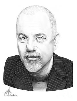 Billy Joel by Murphy Elliott