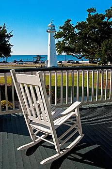 Dennis Cox - Biloxi Gulf view