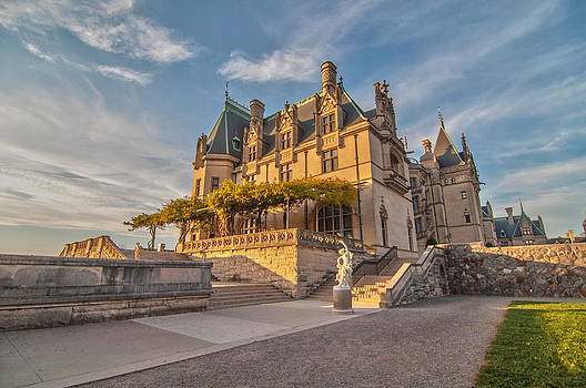 Biltmore Sunset by Donnie Smith