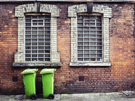 Bin Day by Nick Barkworth