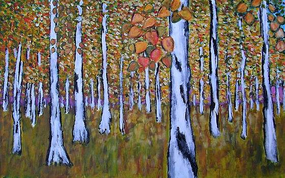 Zeke Nord - Birch Autumn