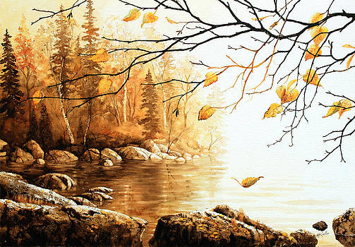 Hanne Lore Koehler - Birch Island Mist