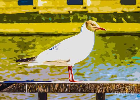 Algirdas Lukas - Bird 03