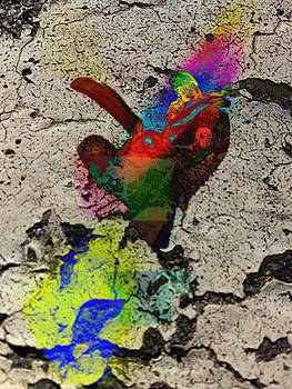 Bird and Bug by Robert M Cooper