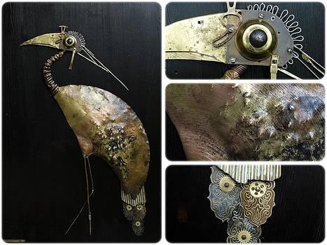 Bird CX by Vladimiras Nikonovas