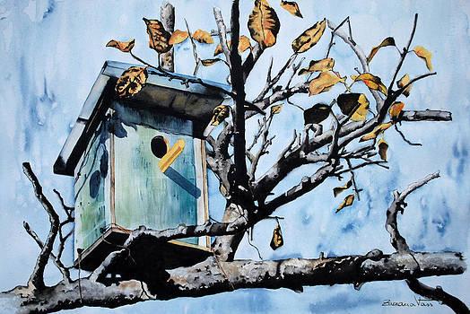 Bird House by Zuzana Vass