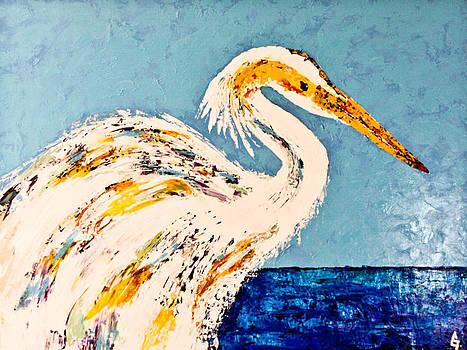 Bird by Maria Iurescia