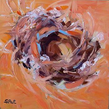 Bird Nest 2 by Suzy Pal Powell