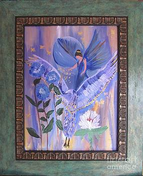 Bird of Life by Susan Snow Voidets