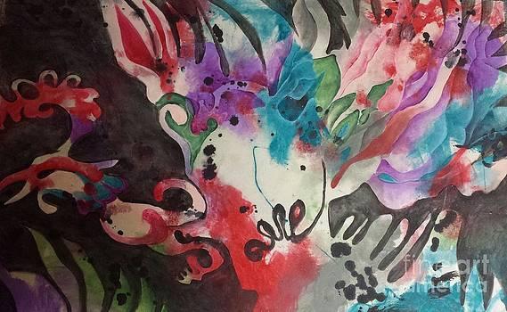 Bird of Paradise by Crystal N Puckett