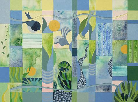 Bird song by Gillian Cronin
