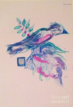 Bird song  by Michelle Hynes