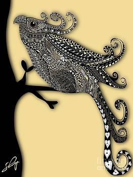 Bird-tangled by Shelly Davis