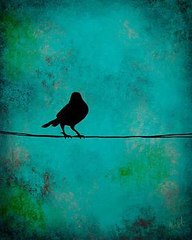 Bird's Attention by Nicole Dietz