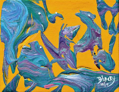 Donna Blackhall - Birds In The Hood