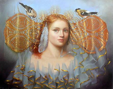 Birds of a Feather by Loretta Fasan