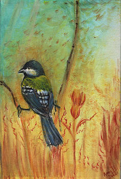 Birds of a Feather Series3 In Autumn by Remy Francis